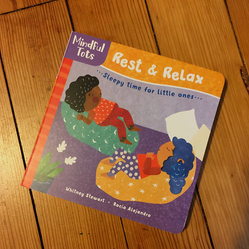 Mindful Tots - Rest & Relax