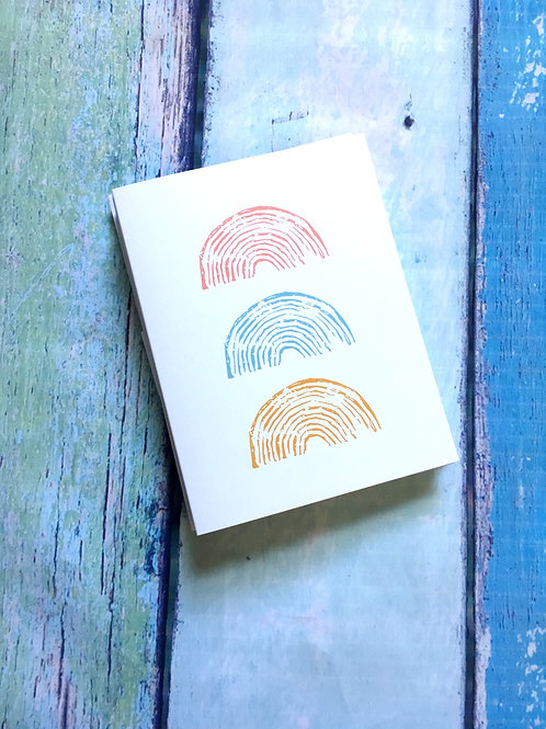Sanaa Colors of Hope Cards - Set of 10 with Envelopes