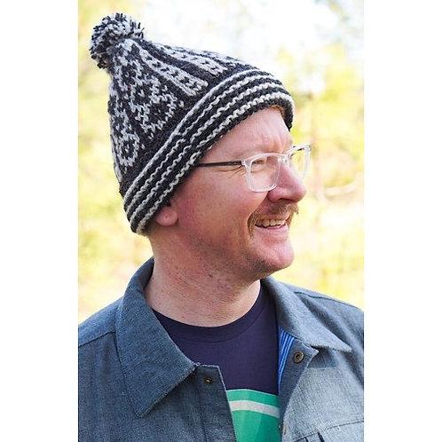 Wool+Hemp Knit Hat