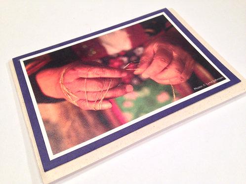 Artisan Hands Card