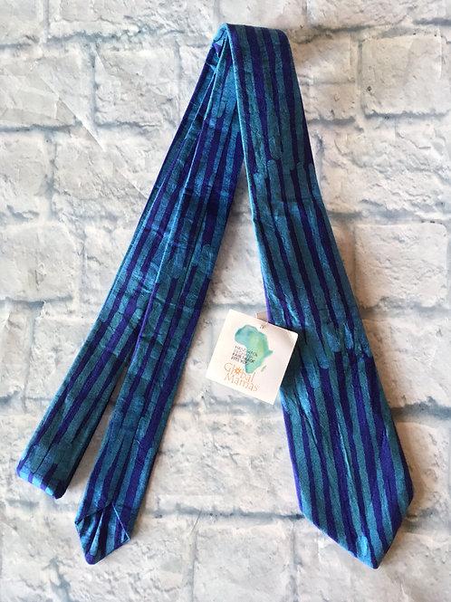 Batik Energy Organic Necktie