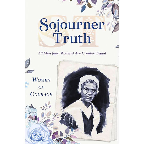 Sojourner Truth -  Women of Courage Book & Ornament