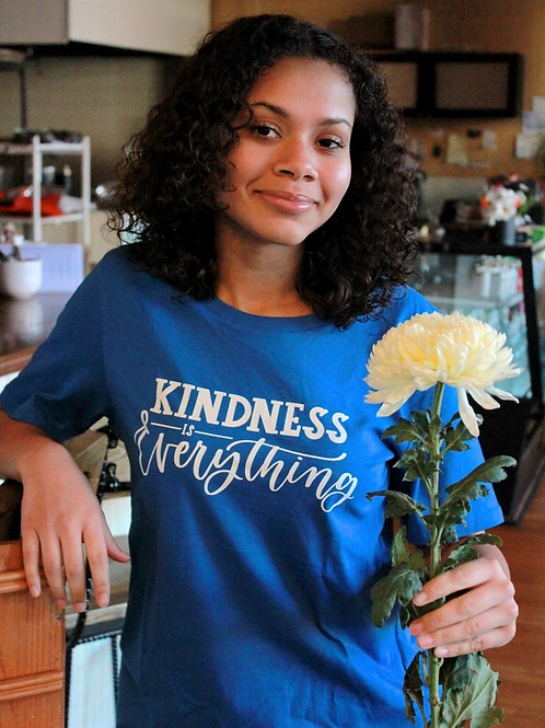 Kindness is Everything Organic T-Shirt