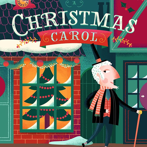 A Christmas Carol - Lit for Little Hands