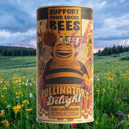 Pollinator's Delight Wildflower Seeds