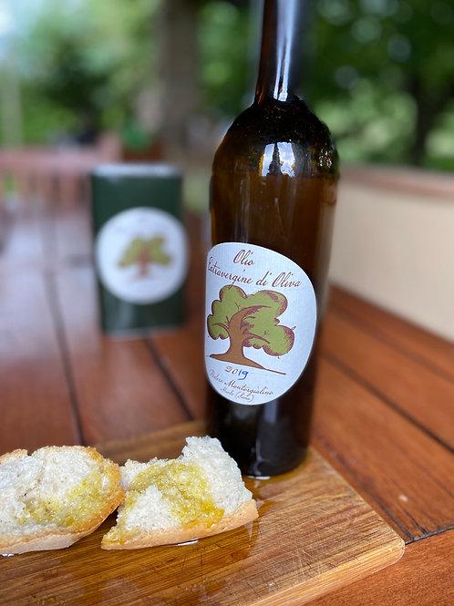 Copia di Olio Extra vergine di Oliva - Bottiglia da 0,75 L