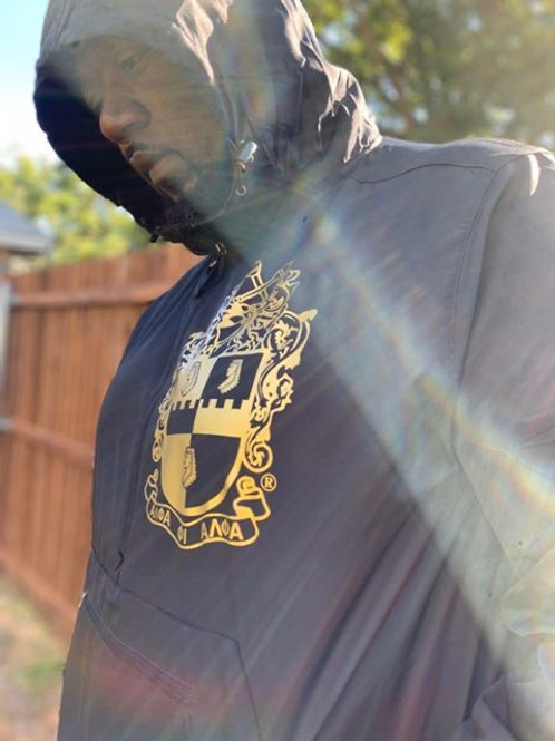 Coat Of Arms Wind Breaker