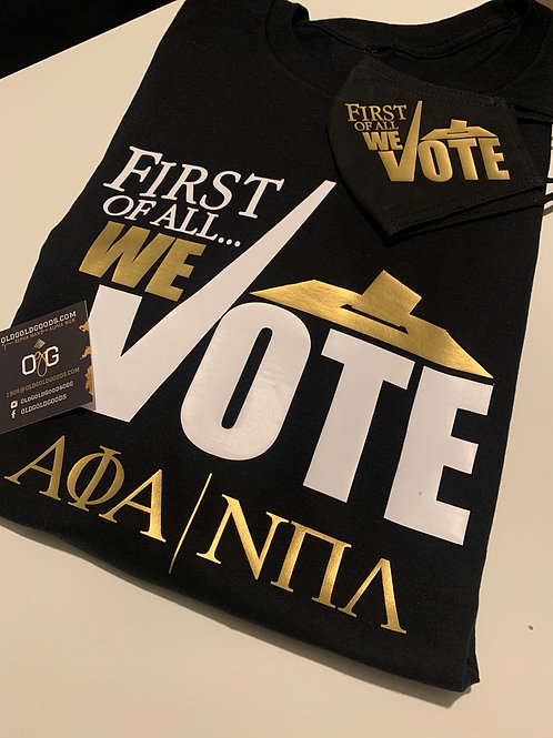 NU PI LAMBDA ONLY VOTE PACKAGE