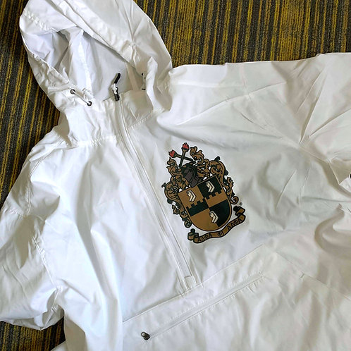 Ice Cold Coat of Arms Windbreaker