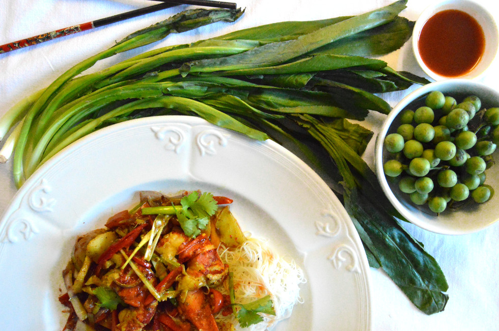 Celebrating The Chinese New Year? Five Dishes To Inspire Your Palate