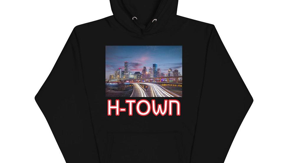 H-Town Unisex Hoodie