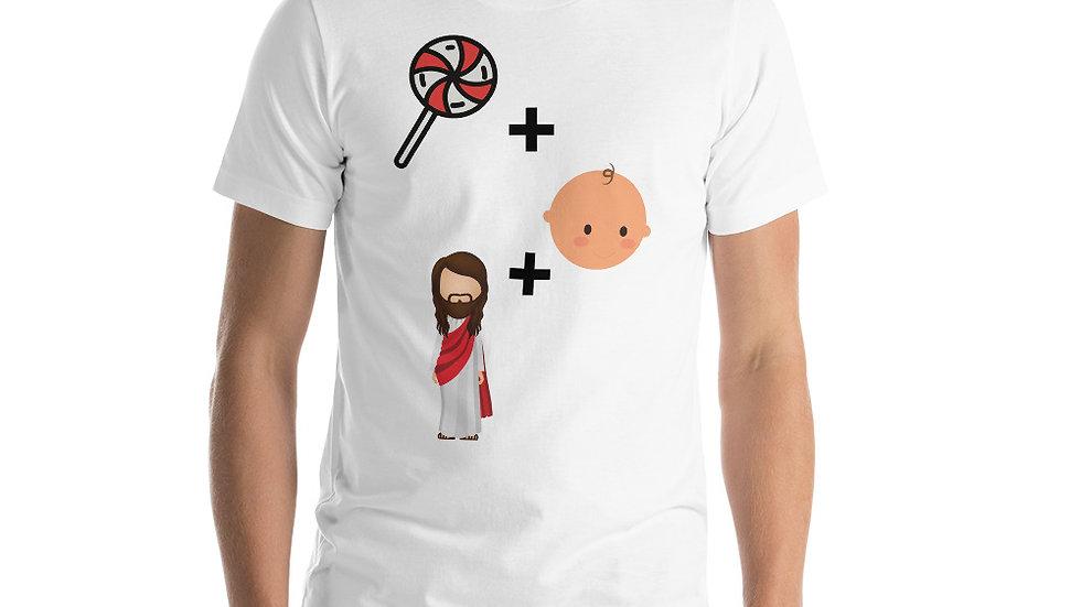 Sweet Baby Jesus Unisex T-Shirt