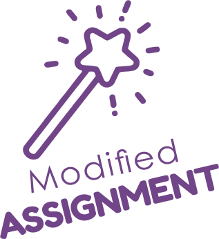Modified Assignment Stamp
