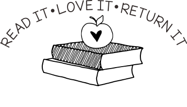 Read, Love, Return Stamp