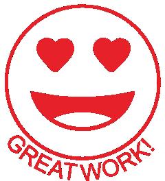Great Work Emoji