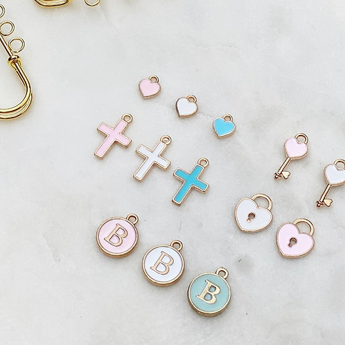 PINK INITIAL