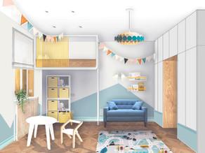 Бюджет ремонта детской комнаты.
