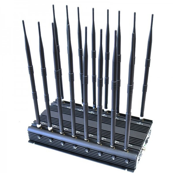 Терминатор-200 уникальный подавитель связи 16 каналов
