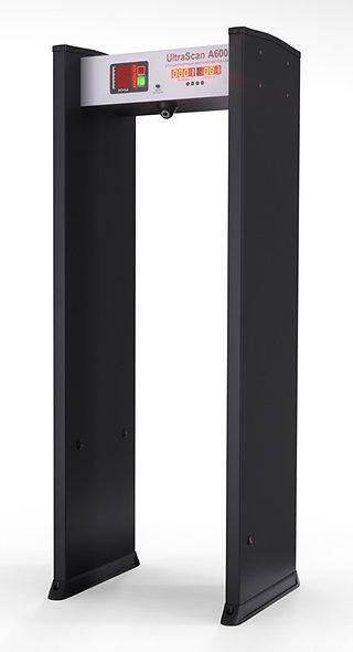 UltraScan A600 арочный металлодетектор 6 зон