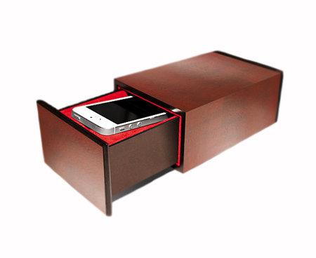 ЛГШ-306 акустический сейф для защиты мобильного телефона от прослушивания