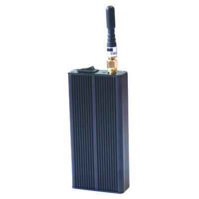 Wi-Fi 2400 портативный блокиратор (глушилка) Wi-Fi и Bluetooth устройств