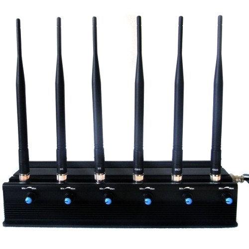 Спрут 4G/GPS подавитель сотовой связи