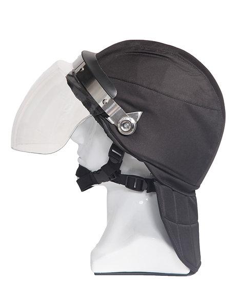 Шлем Страж-П с забралом и бармицей