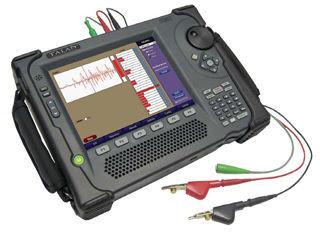 TALAN DPA-7000 цифровой анализатор проводных и телефонных линий