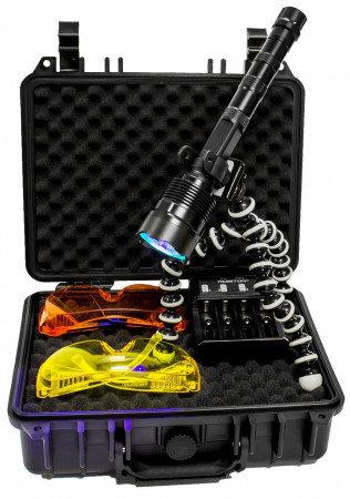 Дозор-УФ405 Профессиональный ультрафиолетовый фонарь