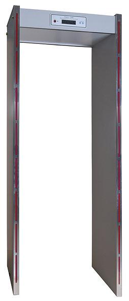 ПОИСК-3МВ Стационарный многозонный арочный металлодетектор 16 зон индицирования
