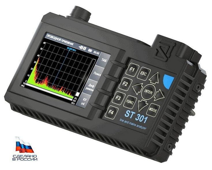 ST 301 SPIDER анализатор проводных линий