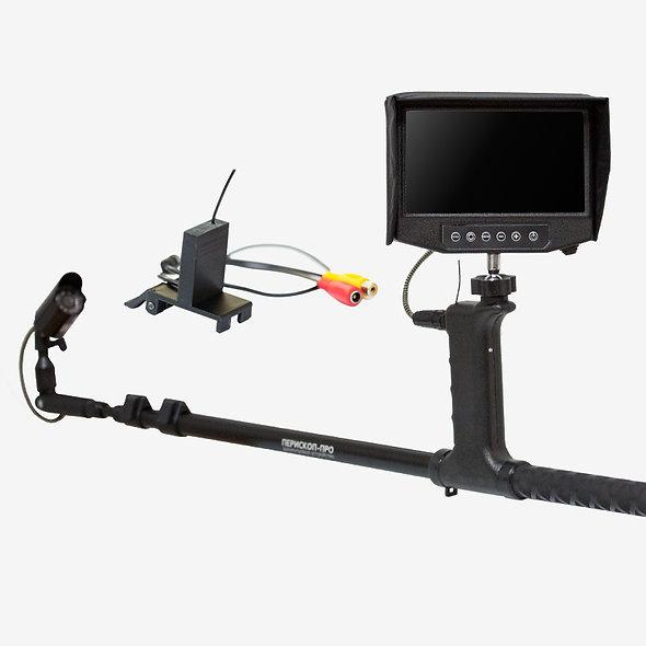 Телевизионная видеосистема Перископ-ПРО с радиоканалом