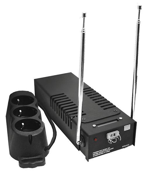 ЛГШ-513 генератор шума для защиты информации от утечки по цепям электропитания, заземления и ПЭМИ