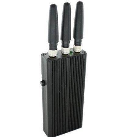 Сова 3G портативный подавитель мобильных телефонов и сигналов GSM, 3G