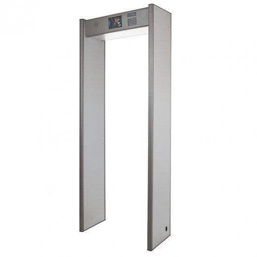арочный металлодетектор 6 зон