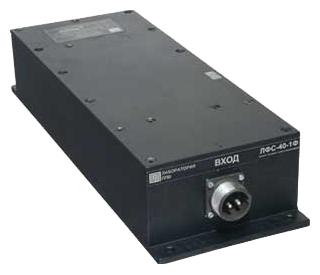 ЛФС-40-1Ф сетевой помехоподавляющий фильтр  для защиты информации от несанкционированного съема по сети 220В