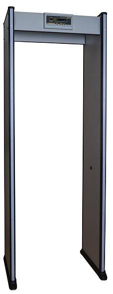 ПОИСК-3ММ Стационарный многозонный арочный металлодетектор 12 зон индицирования