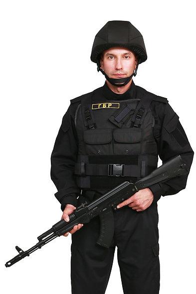 Чехол для Бронежилетов Комфорт 1-1 УНИ Охранник, Комфорт 2-2 УНИ Охранник