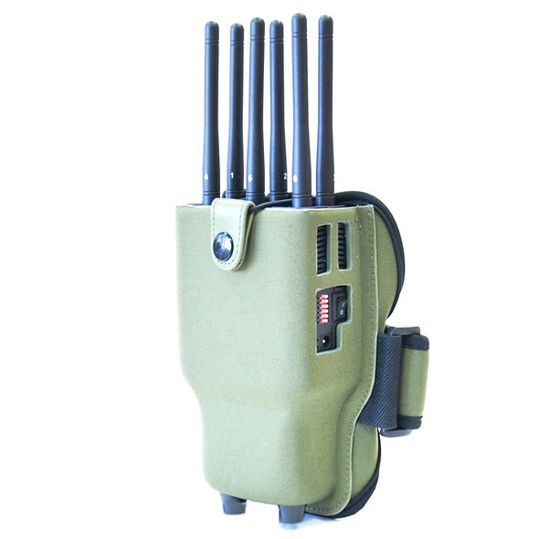 Беркут-6 портативная глушилка сотовой связи