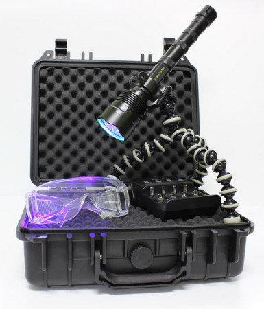 Дозор-УФ365 Профессиональный ультрафиолетовый фонарь