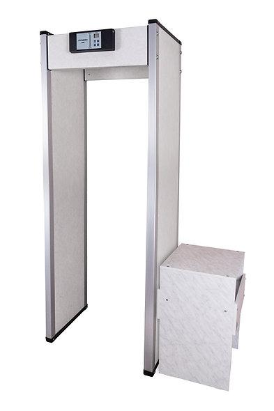 Гвоздика 006 стационарный арочный металлодетектор однозонный