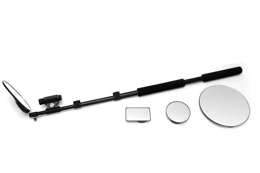 ДУ-104 Комплект досмотровых инспекционных зеркал с подсветкой