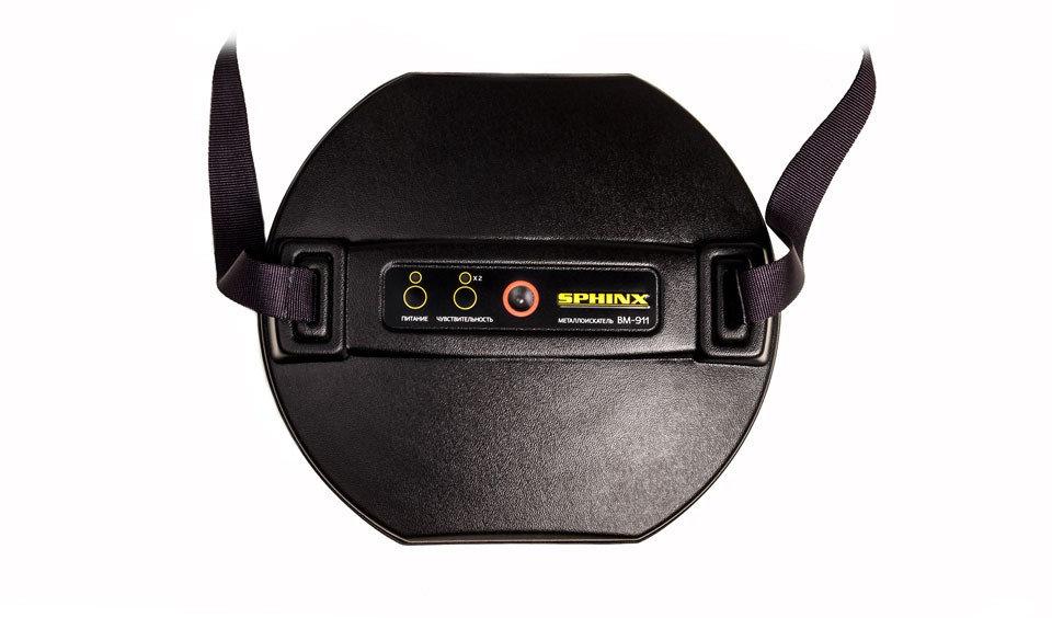 СФИНКС ВМ-911 ПРО Металлоискатель (люкоискатель)