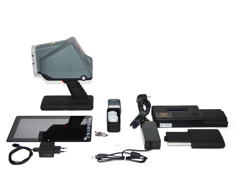 МетЭксперт портативный рентгенофлуоресцентный анализатор металлов и сплавов