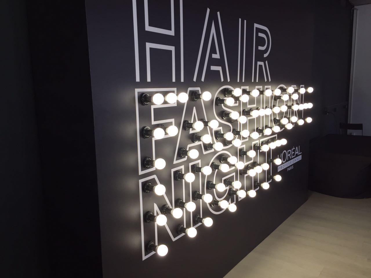 Haire fashion night