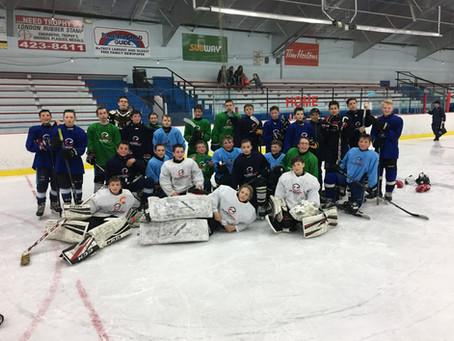 Spring Hockey Evaluations – 2019