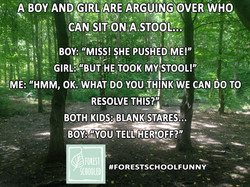 Forest School Funny6