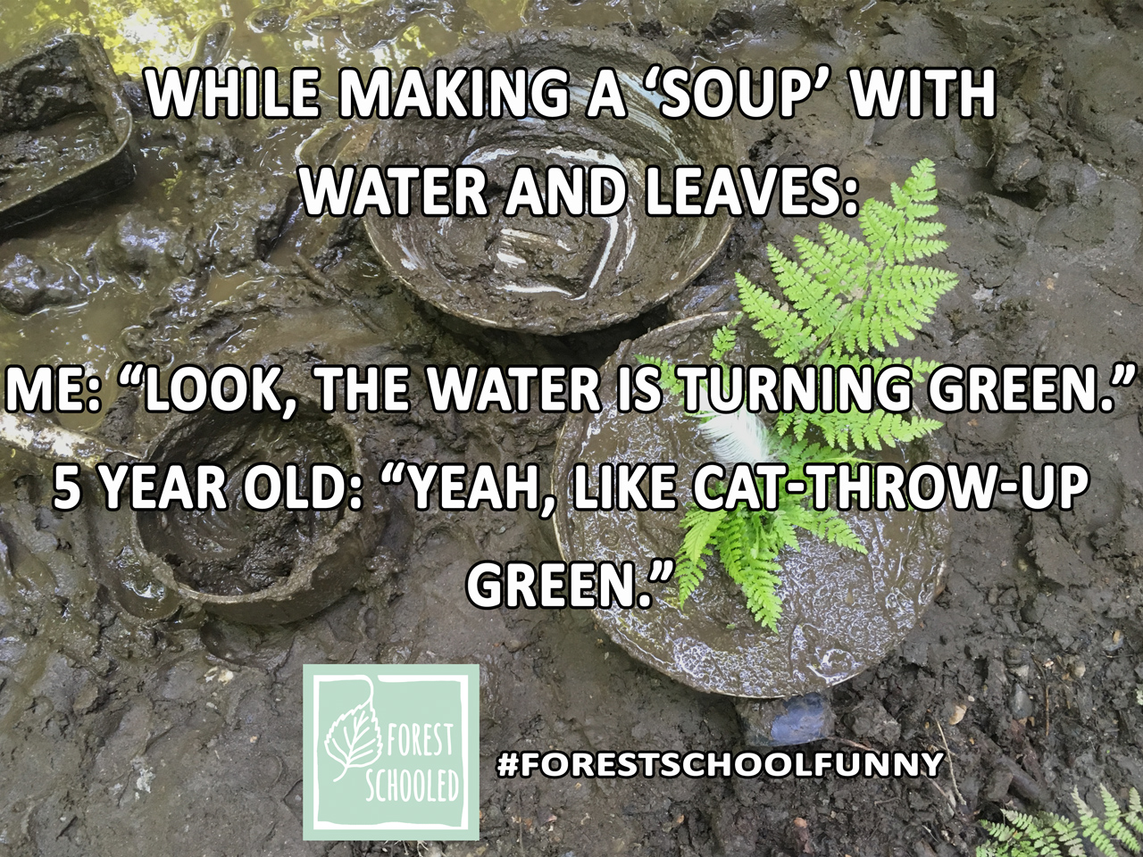 Forest School Funny23