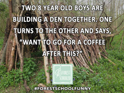 Forest School Funny9