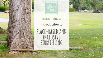 Intro Place-based & Inclusive Storytelli